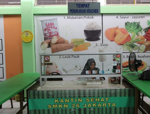 RECFON Proposes Publication of Healthy School Canteen Reference Book  for SEAMEO ICC Program Funding